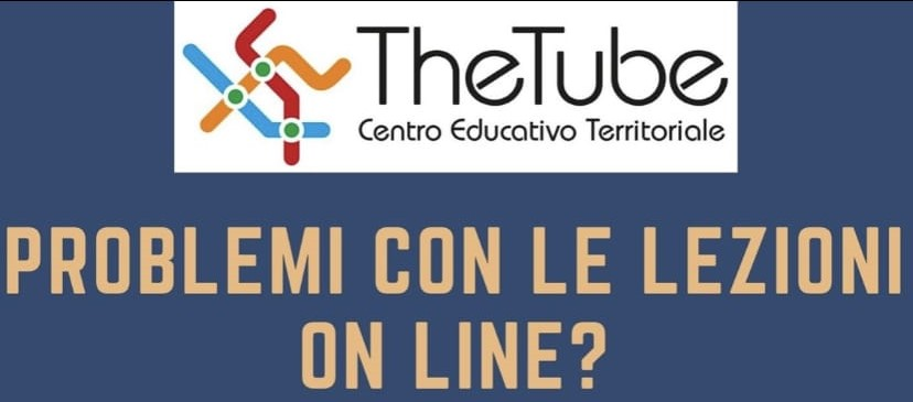 "CENTRO EDUCATIVO ""THE TUBE"""